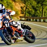 Опытный мотоциклист
