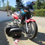 Suzuki XF 650 Freewind из Европы. Пробег 14.720 км