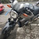 Honda X-11 2000. Пробег 10.135 км