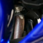 Мотоцикл только что выкуплен. Находится в Европе. Привезём в Москву в середине января. Можно забронировать по предоплате 10%. Очень ухоженный и полностью (!) обслуженный мотоцикл. - три кофра (два оригинальных Honda и центральный Givi) - высокое ветровое стекло - защитные дуги - новая резина (2017 год) - новые цепь и звезды - новое масло и свечи - новая тормозная жидкость - колодки 50% - новые колёсные подшипники - оригинальный набор инструментов - центральная подставка - два ключа зажигания Видео по запросу. Более подробная информация по телефону.