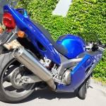 Honda CBR 1100XX Super BlackBird 2000
