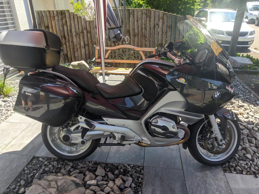 BMW R 1200 RT 2005 года