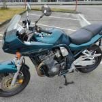 Suzuki GSF 1200S Bandit 1996 года