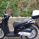 Honda SH 125i 2008 года