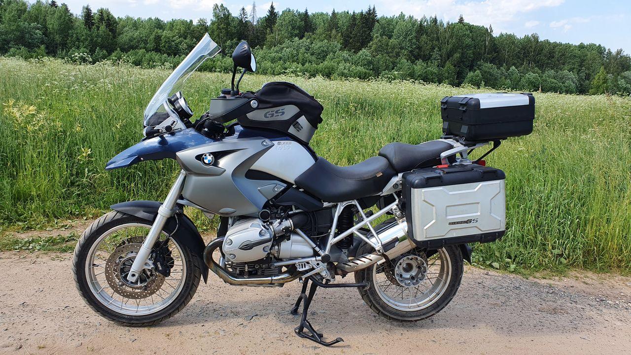 BMW R 1200 GS 2005 года